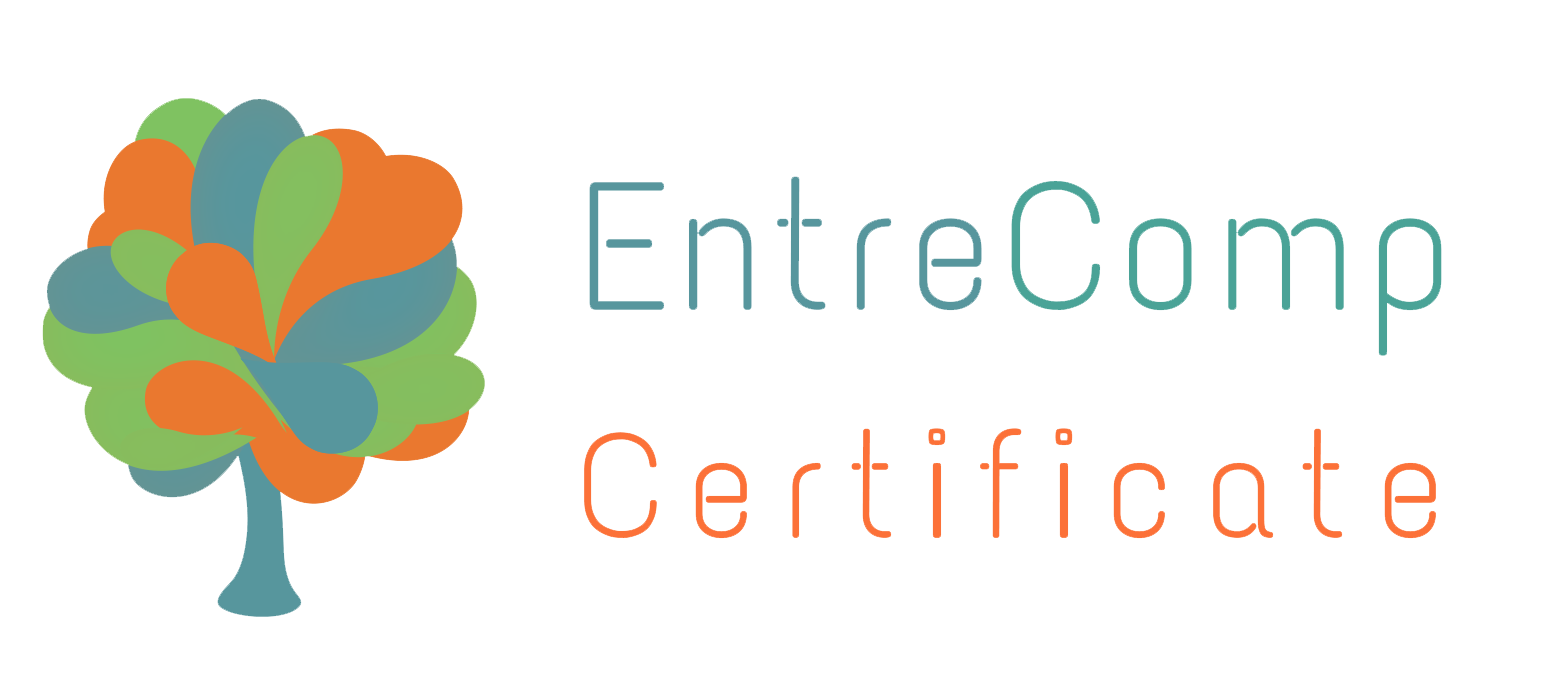 EntreComp Certificate